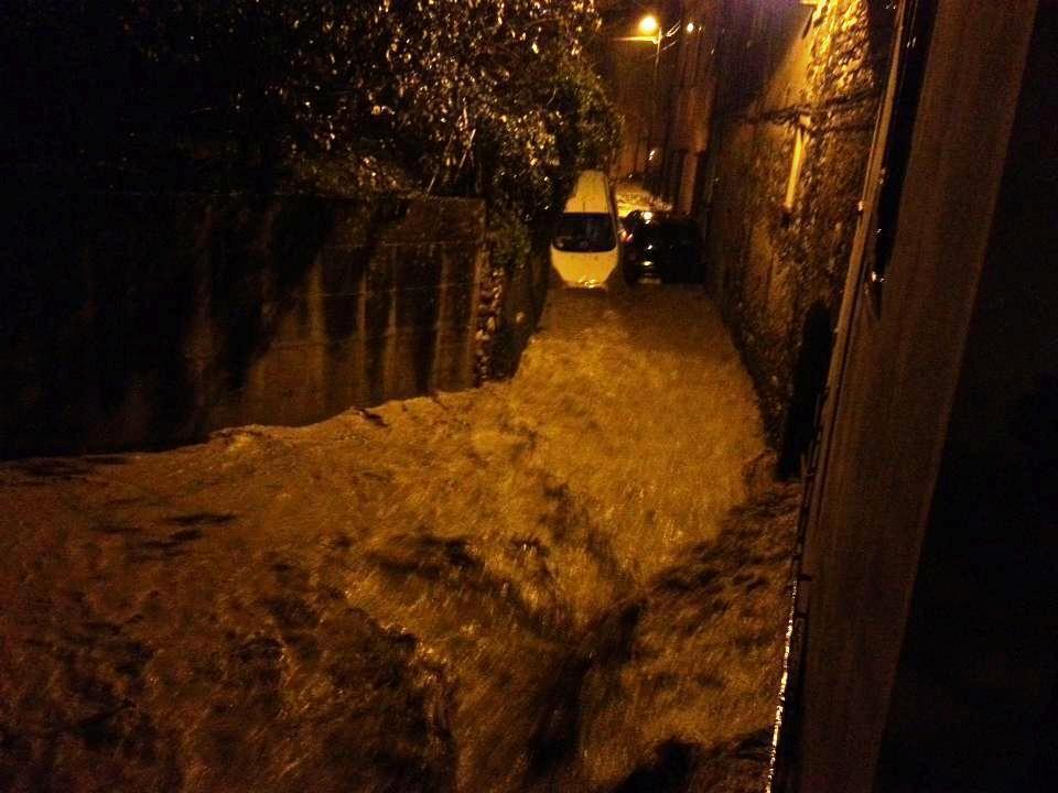 Alluvione Toscana-Massa-Carrara 28 Novembre 2012