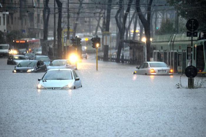 Allerta Meteo Roma Protezione Civile 28 Novembre 2012, attenzione alle forti piogge (romafutura.org)