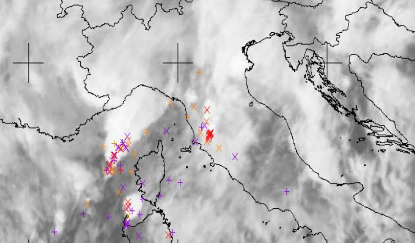 Allerta meteo Liguria 27-28 Novembre 2012