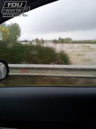 Maltempo a Padova, Veneto sotto le forti piogge (youreporter.it)