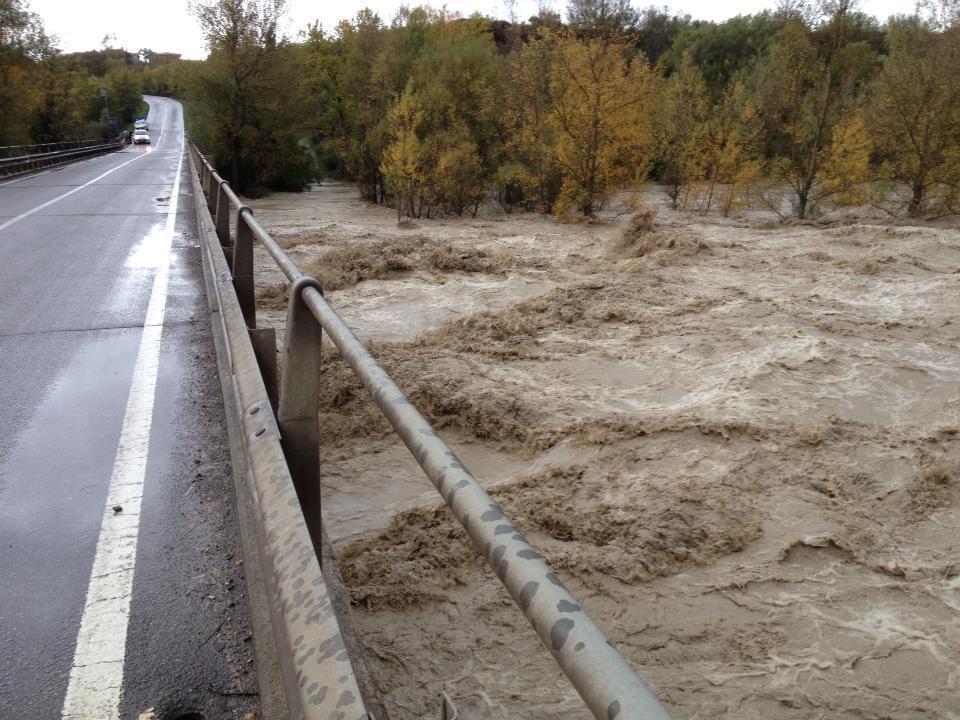 Alluvione Toscana 13 Novembre 2012