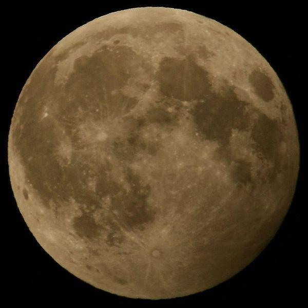Eclissi Lunare penombrale 28 Novembre 2012