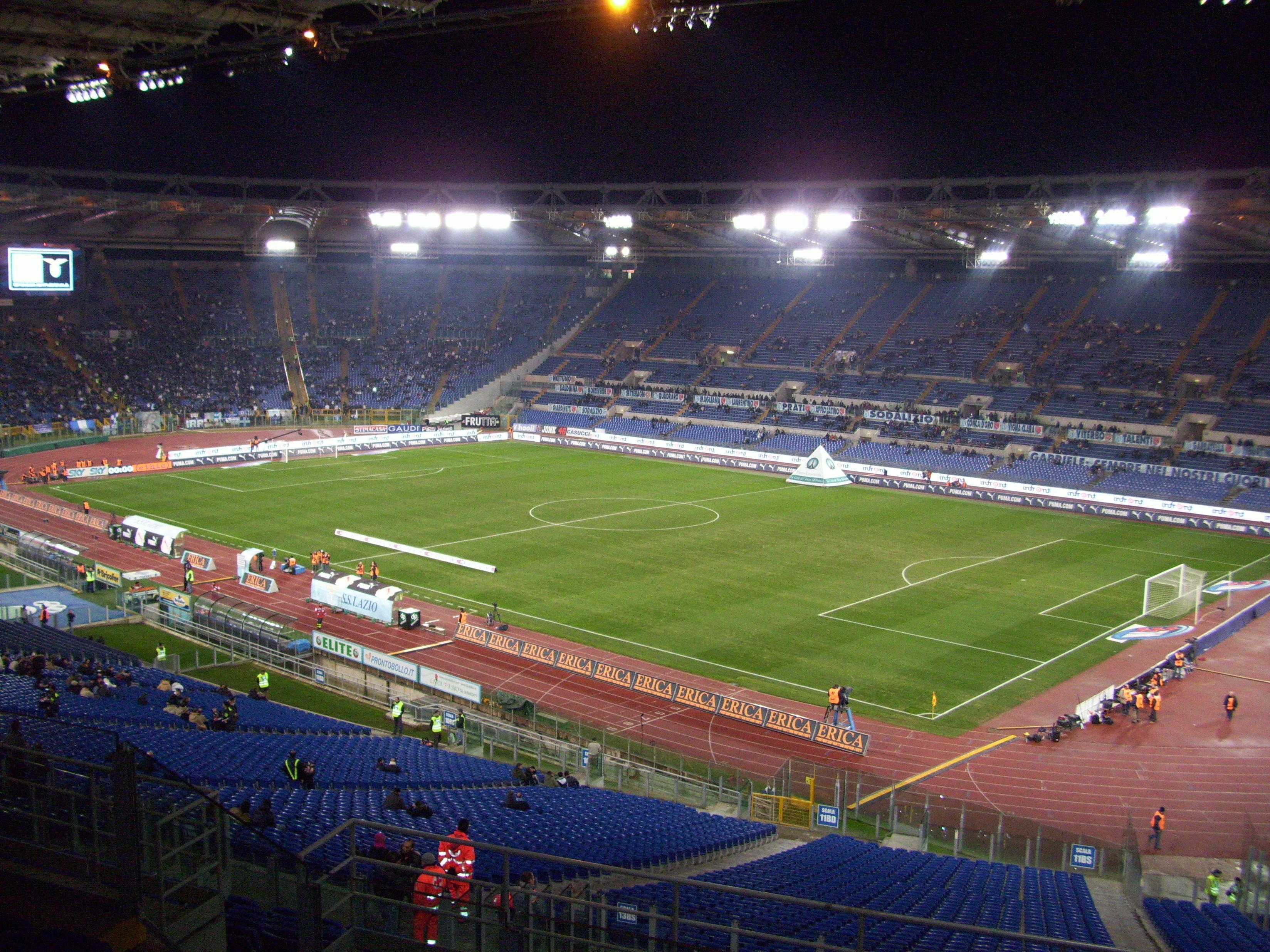 Lazio Panathinaikos Europa League 8 Novembre 2012
