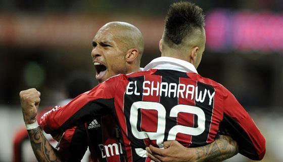 Catania Milan formazioni 30 Novembre 2012