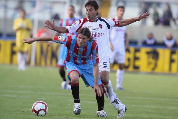 Partita Cagliari Catania 10 Novembre 2012