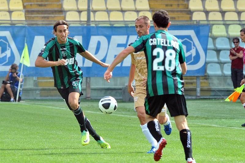 Sassuolo-Modena probabili formazioni 7 Dicembre 2012