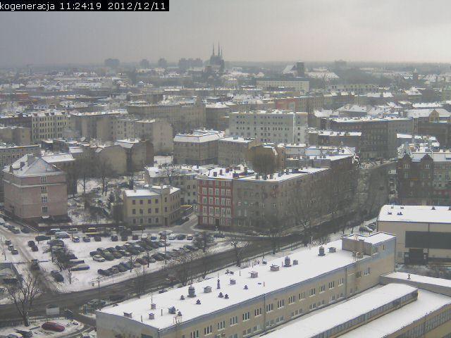 Dicembre 2012 Europa Centro-Orientale sotto la neve, Polonia