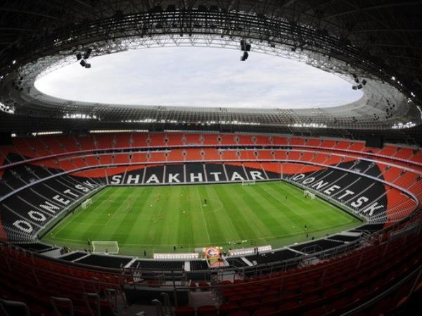 Shakhtar Juventus Streaming Champions League 5 Dicembre 2012