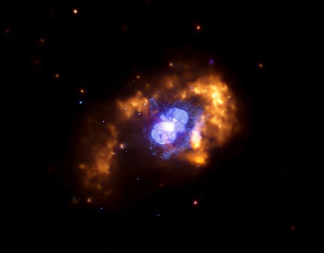 Le stelle ipergiganti una categoria di stelle luminosissime, immense, esotiche ed affascinanti-eta carinae