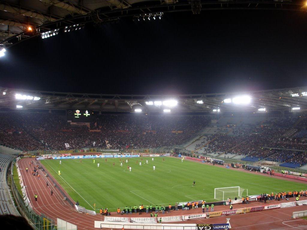 Roma Fiorentina Streaming-Diretta tv 8 Dicembre 2012
