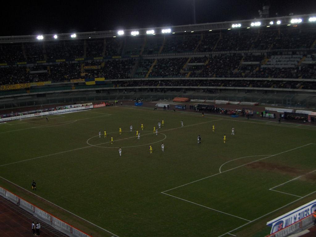Hellas Verona Modena Streaming-Probabili Formazioni 30 Dicembre 2012