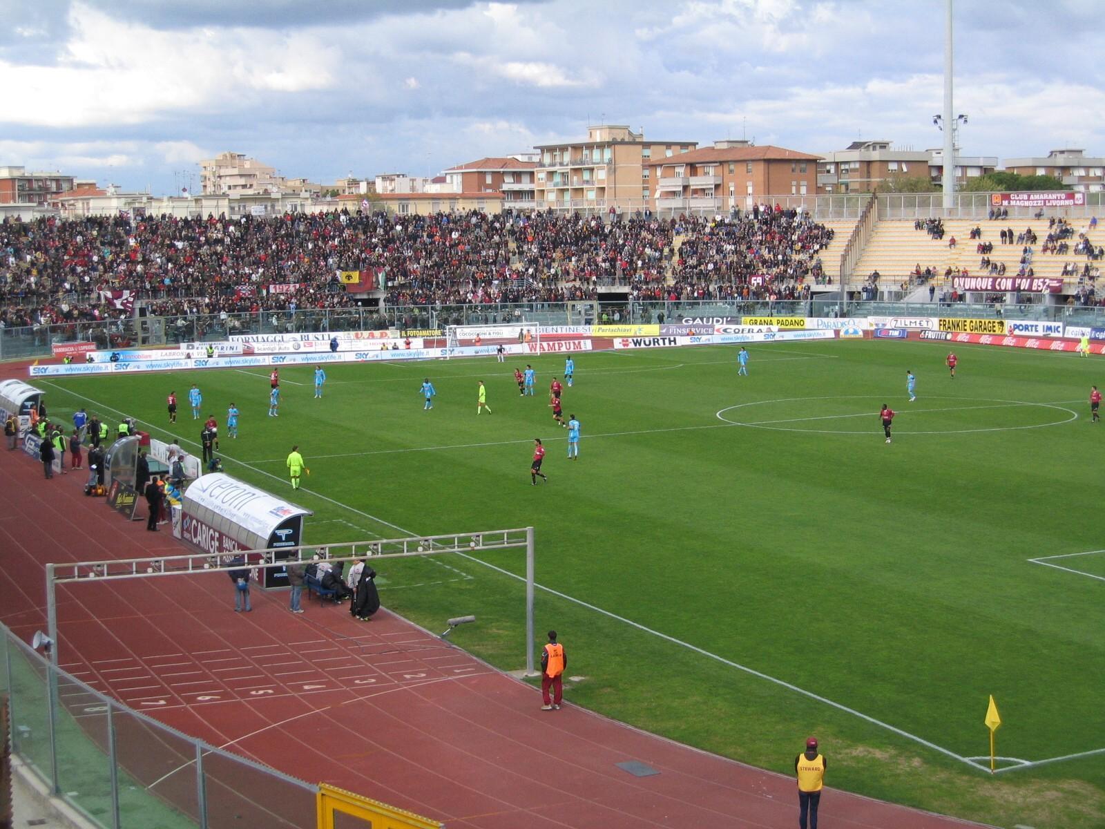 Livorno-Ternana Streaming-Formazioni 14 Dicembre 2012