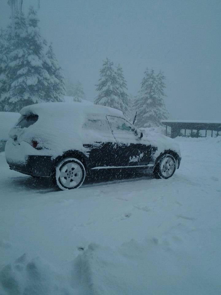 Maltempo Calabria: temporali e nevicate a bassa quota