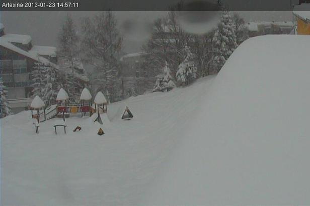 Piemonte Lombardia ed Emilia: maltempo con neve in arrivo