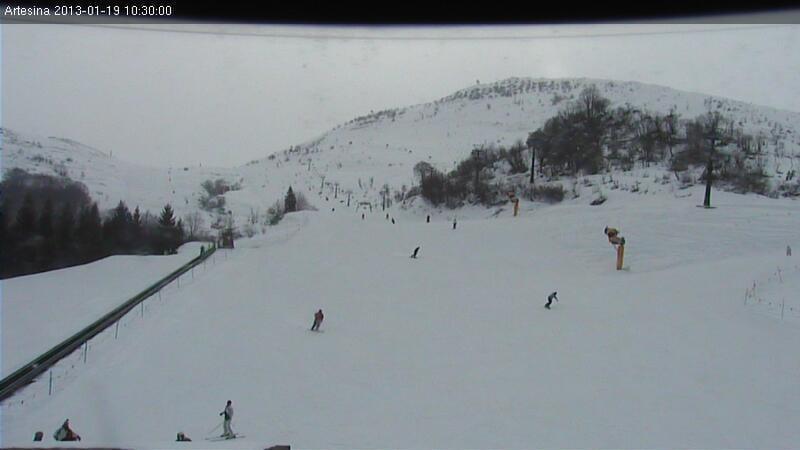 Maltempo Piemonte: tanta neve in arrivo