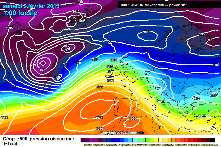 Previsioni meteo inizio Febbraio: Alta pressione o Artico?