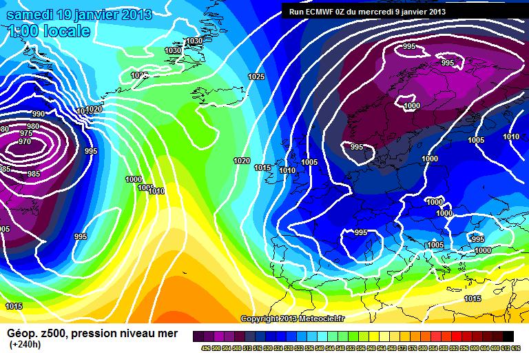 Prossima settimana: freddo e neve in arrivo