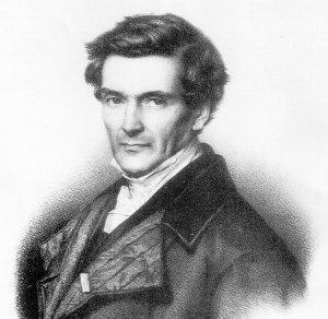 Gaspard Gustave de Coriolis(Fonte: wikipedia)