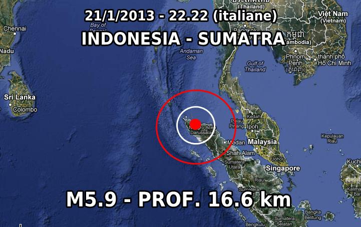 Terremoto Sumatra-Indonesia