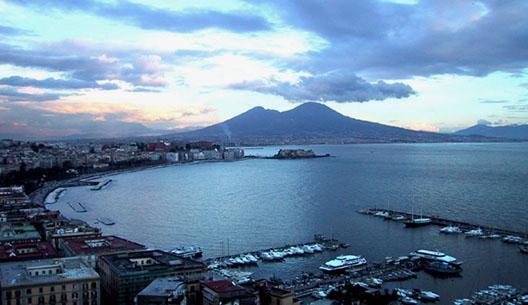 Meteo Napoli 16-17-18 Gennaio 2012