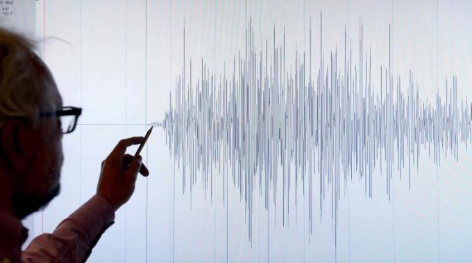 Scossa magnitudo 7.7 in Alaska