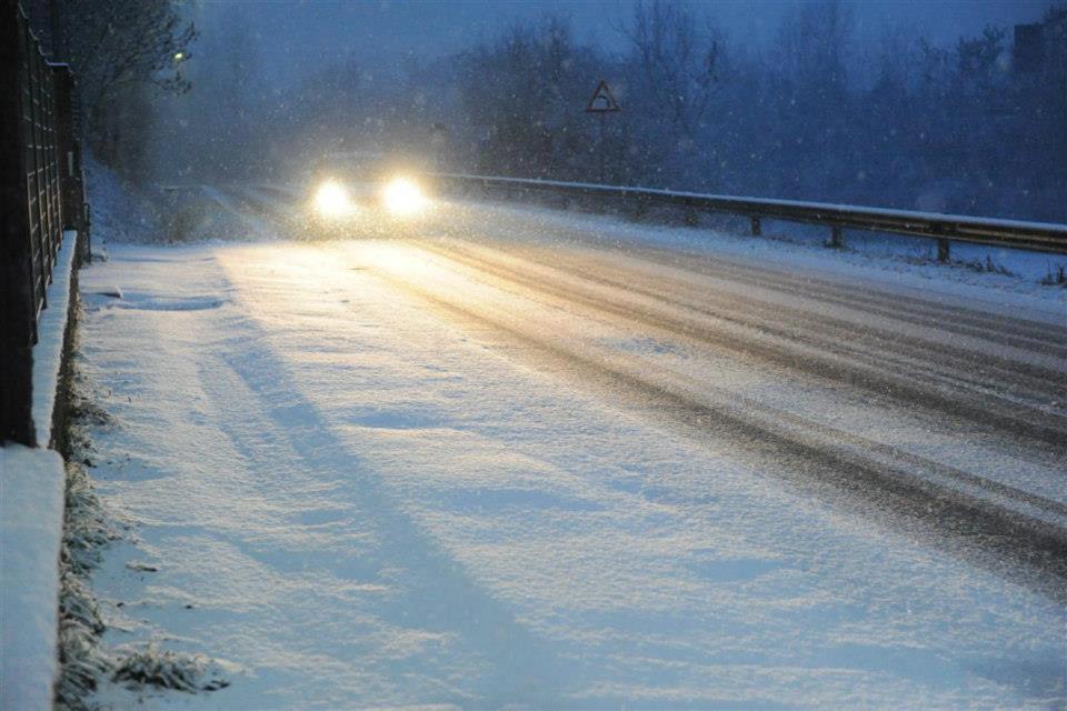 Neve giunta anche ad Asti