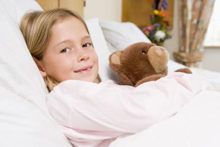 Bambini negli ospedali