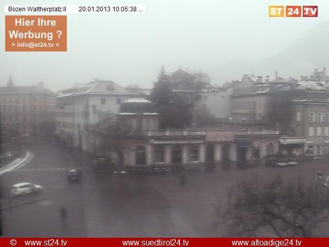 Maltempo Trentino Alto Adige: neve a Bolzano e Trento
