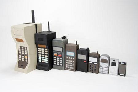 Evoluzione dimensione cellulari
