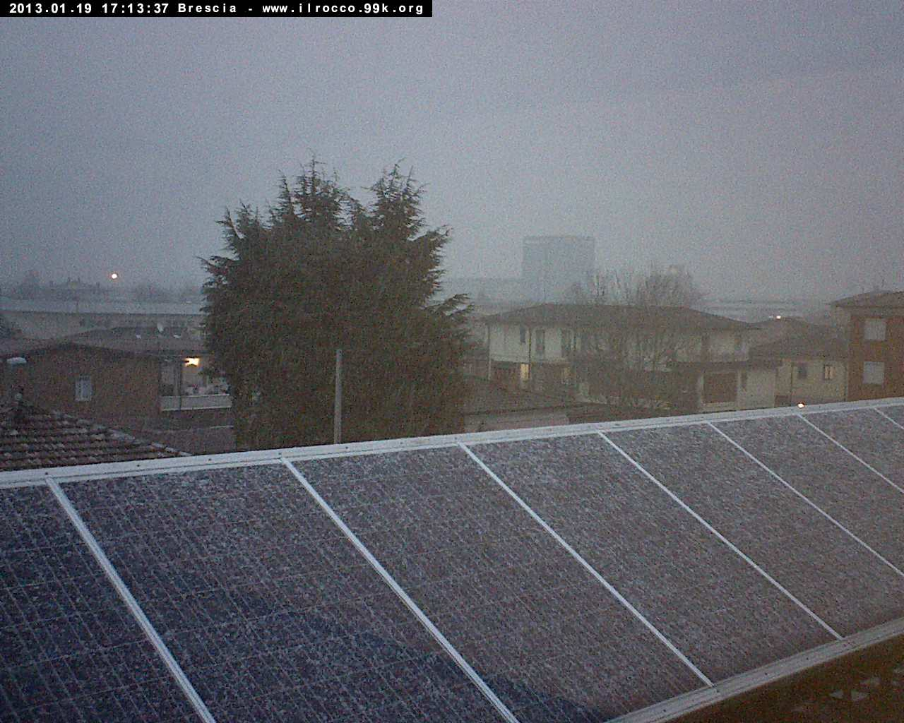 Neve Lombardia : maltempo in atto. Neve a Milano, Pavia, Brescia