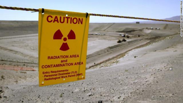 Usa, Stato di Washington: perdita da un impianto nucleare