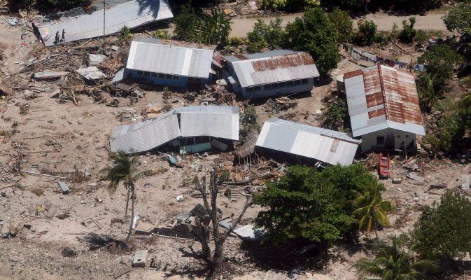 Terremoto Oceania-Salomone