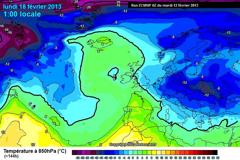 Previsioni meteo prossima settimana: arriva il freddo da Est