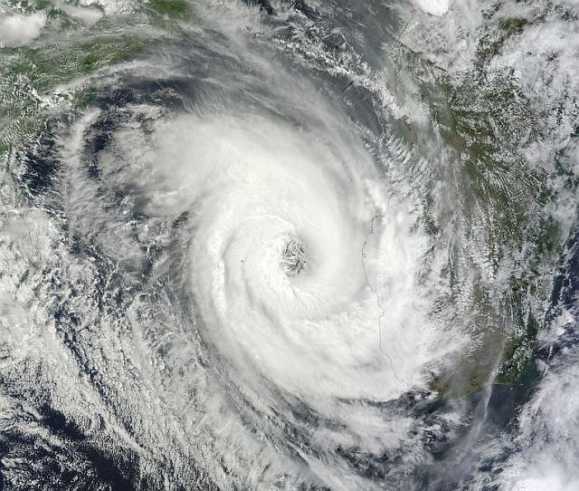 Ciclone Haruna