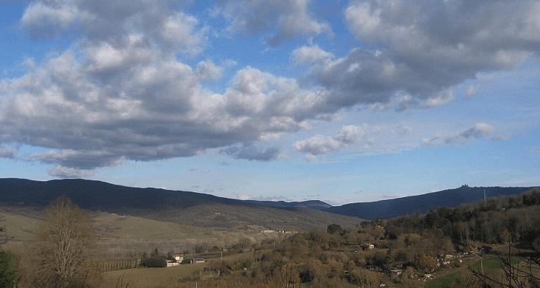 Meteo Lazio: tempo in miglioramento ma arrivano freddo e vento di Tramontana