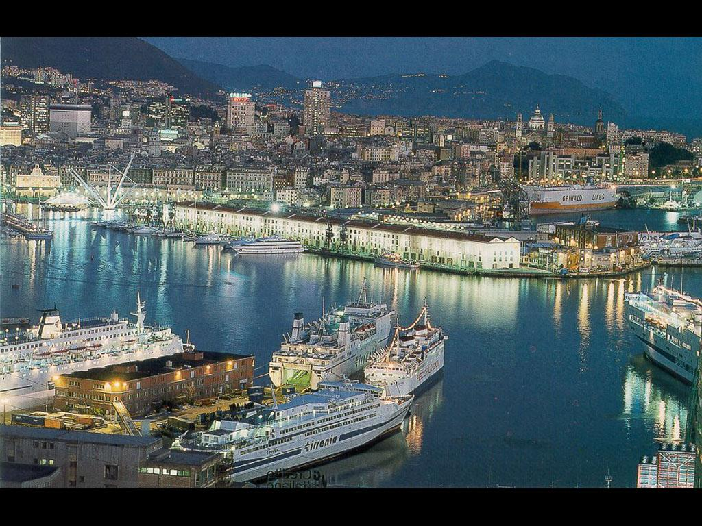Liguria - Peggioramento in atto sulla Liguria con piogge soprattutto tra genovese e spezzino. Domani nevicate anche a bassa quota.