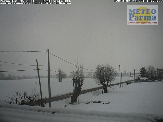 Emilia Romagna Neve