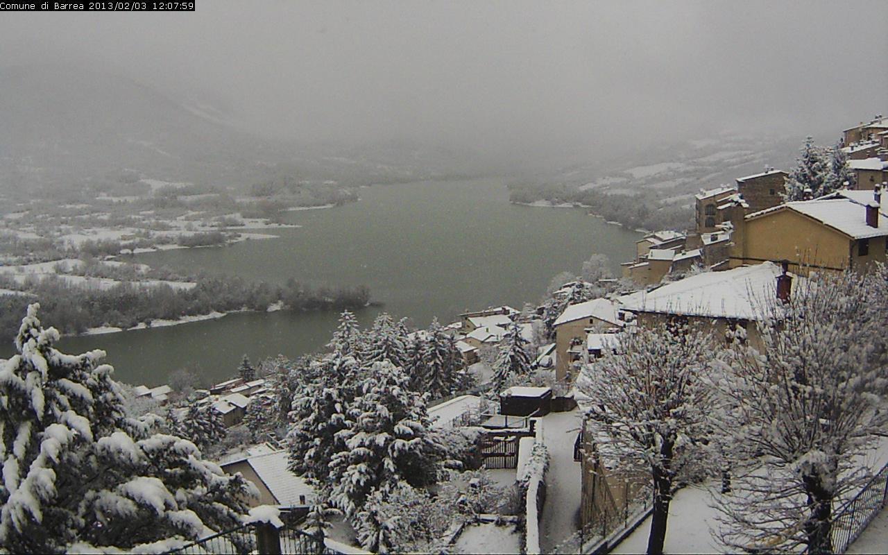 Abruzzo, Domenica di maltempo con pioggia e neve