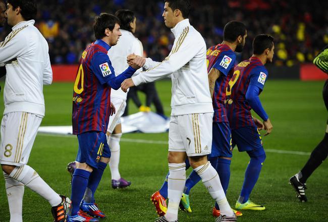 Barcellona Real Madrid formazioni 26 Febbraio 2013