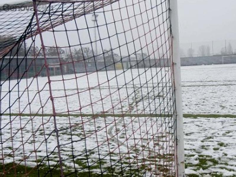 Partita Atalanta-Roma 24 Febbraio 2013 - 26esima giornata di Serie A. Nevica su Bergamo e partita a rischio rinvio