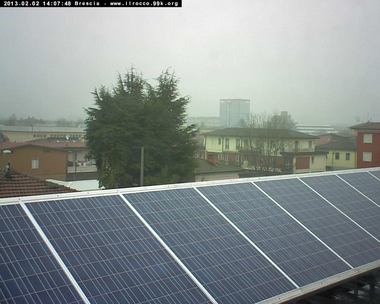 Meteo Lombardia: maltempo con piogge