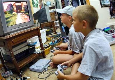 Stare davanti a un videogioco o al pc, può anche far bene