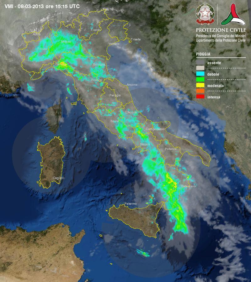 Maltempo Italia