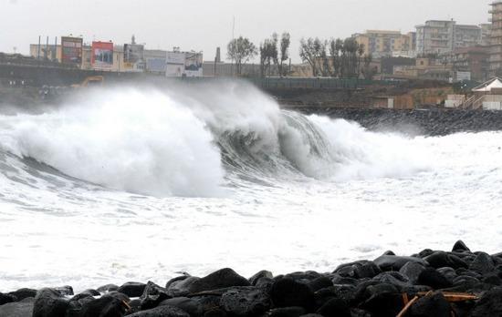 Catania, nuova allerta meteo e scuole chiuse$