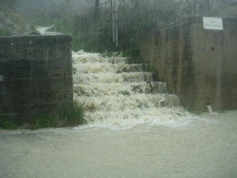 Calabria: MALTEMPO ANCHE FORTE NEI PROSSIMI GIORNI