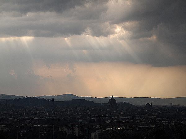 Toscana: peggioramento in arrivo da Domenica