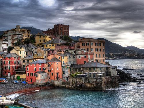 Liguria: maltempo in arrivo da Domenica