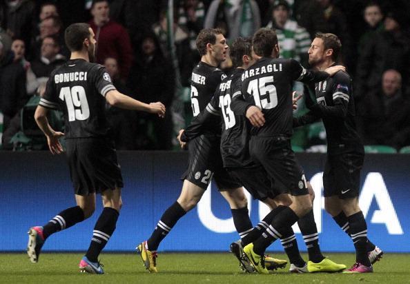 Juventus Celtic 2013