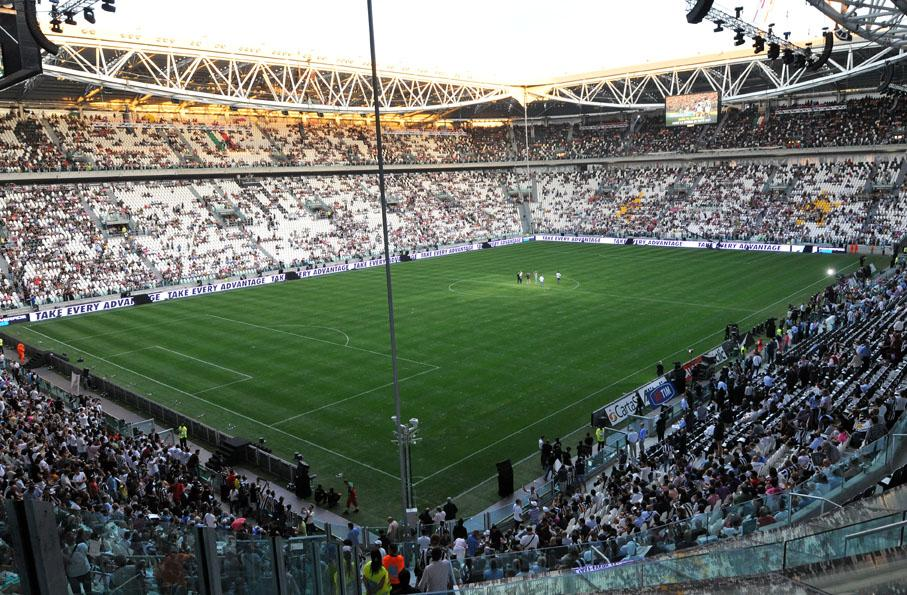 Partita Juventus-Catania 10 Marzo 2013