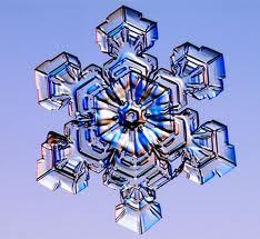 Forma del fiocco di neve (fonte:link2universe.net)